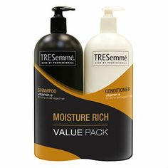 Tresemme_Shampoo and conditioner