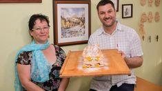 Marie Kosová a Patrik Rozehnal | foto: Martin Čuřík Mario, Cake, Desserts, Food, Tailgate Desserts, Deserts, Kuchen, Essen, Postres