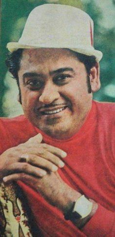 Kishore Kumar, Indian Music, Music Film, Bollywood Actress, Singer, Actresses, Baseball Cards, My Favorite Things, Beautiful
