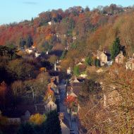 UK,  Cotswolds, Chalford Autumn, Outdoor, Outdoors, Fall, The Great Outdoors