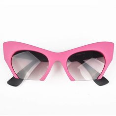 Now Available. Pink Cat Eye Sunglasses. Only 12 (Price Includes UK Delivery) #Sunglasses #Summer #cateye #Earrings #Fashion #Jewellery #Accessories #Women #Dope #Girls #Club #DollarSigns #mickeymouse #acrylic #fashionable #womensfashion #stylish #bold #bigearrings #style #womenswear #shoponline #money #ghettohoops #nottingham #fashionable #Fashionista #fashionaddict #dopegirlsclub #Pink #Doorknockers by shopdopegirlsclub