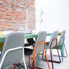 "29 Me gusta, 2 comentarios - Philip Bogaerts (@bogaertslabel) en Instagram: ""Siren chair collection - by Jacob Nitz"""
