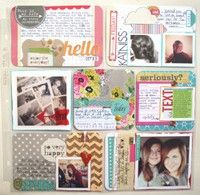 A Project by brains32192 from our Scrapbooking Gallery originally submitted 11/15/12 at 09:43 AM