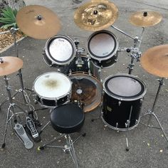 For Sale  5 Piece Drum Set for  100   Affordable General For Sale To     For Sale  Yamaha YD Pro Series Drum Set for  1000