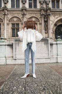 Cult, Gaia, Cane. Basket, Outfit, Post, Paris, Amanda, Shadforth