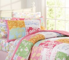 Cute Cute Cute Magical Unicorn Toddler Cot Bed Duvet
