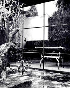 Workshop of Luis Barragán, Mexico 1948
