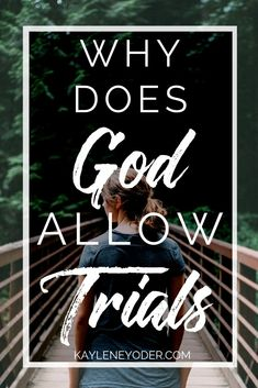 Does God Test our Faith? - Kaylene Yoder Are you struggling in the storms of life and wondering why God allows trials? Discover how to trust God in all seasons of life and how God can use suffering to help us grow in faith. Christian Families, Christian Women, Christian Living, Christian Faith, Consider It Pure Joy, Seek The Lord, God Will Provide, Proverbs 31 Woman, Seasons Of Life