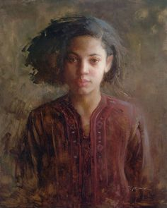 Scott Burdick. one of my Fav portrait artist