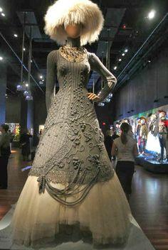 Jean Paul Gaultier knit