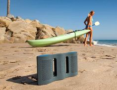 Floatable Waterproof Bluetooth Speaker | COOLSHITiBUY.COM