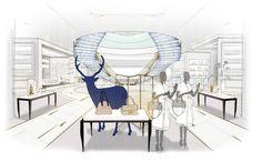 Rodolphe Parente Architecture Design • Architecture commerciale & retail design - Franck & Fils