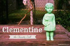 Pretty in Mad   analogue lifestyle: Benvenuta Clementine! piccola introduzione al magico mondo delle Clonette Dolls