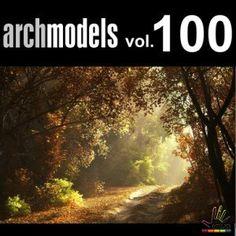 Free down load thư viện 3d max Evermotion Archmodel Vol 100