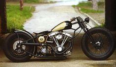 Harley Davidson Shovelheadbobber
