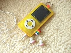 felt iPod nano cover sleeve