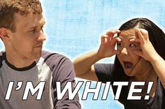 If Asians Said The Stuff White People Say// REALLLLY racist, but it cracked me up!