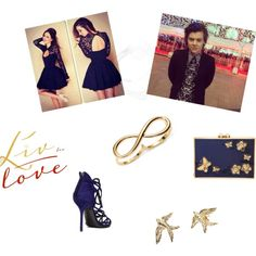 Live once, live for Love ... (Harry =3) by katie-styles4u on Polyvore featuring Pierre Hardy, Thalé Blanc, Zoe & Morgan, C. Wonder, OneDirection and directioner