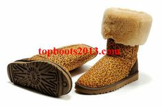 Sexy Leopard 5815 Classic Tall UGG Boots Wholesale Online