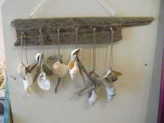 Bois flotte on pinterest deco coeur d 39 alene and mobiles - Idee deco bois flotte ...