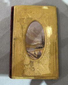 Antique needle case