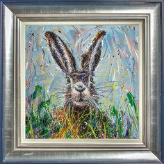 Ruby Keller, Hare Stare