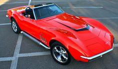 '69 Chevy Corvette Stingray