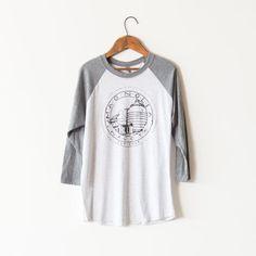 Magnolia Silos Baseball Shirt