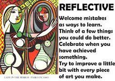 IB LEARNER PROFILE - Reflective
