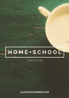 Investing Love: HOME + SCHOOL: SIMPLIFIED - can be used to simiply other house needs