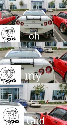 Omg the comments Truck Memes, Car Jokes, Funny Car Memes, Car Humor, Japanese Sports Cars, Japanese Cars, Cl 500, Mechanic Humor, Rx7
