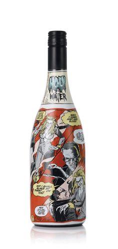 Holy Water #beverage #packaging