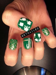 Chelsea's Get Nailed - St. Patrick's Day Nails