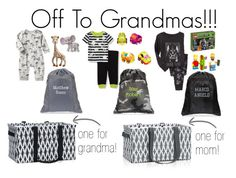 """Off To Grandmas- Thirty One www.mythirtyone.com/kalbers"