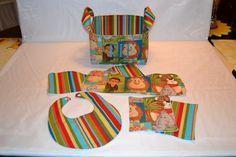 Jungle Animals Gift Basket or Gift Basket Set by DesignsByJenn48 on Etsy