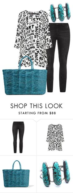 """""""plus size dianna"""" by aleger-1 ❤ liked on Polyvore featuring Chalona and Sensi Studio"""