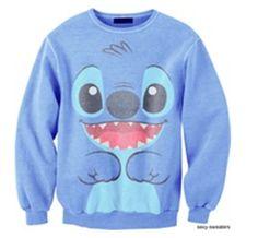 Lilo & Stitch Sweatshirt. Cute <3