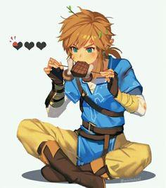 Link - The Legend of Zelda: Breath of the Wild