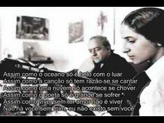Maria Bethânia - Eu Não Existo Sem Você