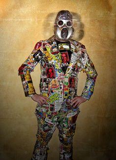 i am sticker robot, 2005