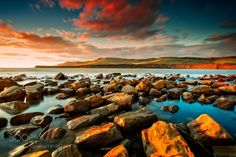 The Red Rocks Of Kimmeridge by TheNarratographer