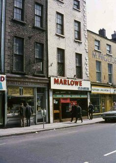 Images Of Ireland, Ireland Homes, Dublin City, Old Photos, Bobs, Nostalgia, Pictures, Old Pictures, Photos