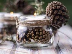 dekoration herbst basteln - Google-Suche