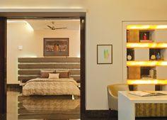 Glimpse into Hema Malini's home, done by Krupa Zubin and Zubin Zainuddin of ZZ Architects.