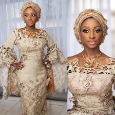 Sometimes Nude isn't boring, sometimes Nude is Spicy with a lot of Drama Photography by @theimageenthusiast Asooke by @asookebyayanski @patrickayanski Bridal Turban by @rallys_closet Jewelry by @hrmsignaturebeads on the beautiful @_dumebi #zainabazeez #makeupartistinlekki