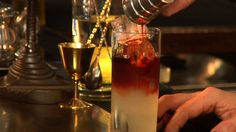 Recipe for the Aromatic Collins   1 oz fresh lemon juice   1 oz simple syrup   1 oz aromatic bitters   soda water