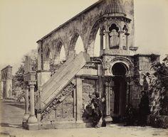 Francis Bedford - Dome of the Rock, Jerusalem, april 1, 1862