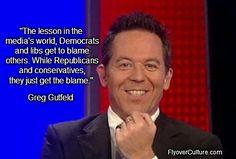 Greg Gutfeld on media blame...