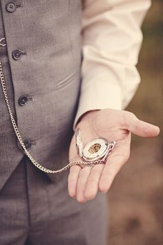 My grandfather only used a pocket watch to tell time. When he passed, I received it as a gift from my mother to remember him by. Style is eternal. #men // #fashion // #mensfashion