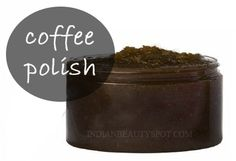 Coffee grounds are loaded with anti oxidants that help to rejuvenate the skin. Finely ground coffee works as an excellent cleanser and scrub to brighten, tighten and soften...